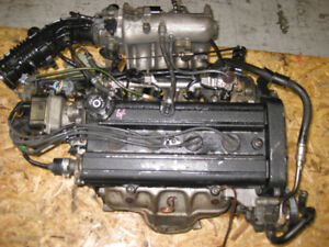 HONDA ORTHIA B20B LOW INTAKE ENGINE JDM B20B ORTHIA MOTOR