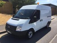 2013 Ford Transit 2.2 TDCi 280 S Medium Roof Van 3dr EU5 SWB Manual Panel Van