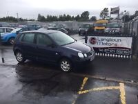 Vauxhall polo twist reduced to clear mot April 2017