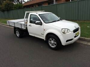 2010 Great Wall Ute A1 Condition Large tray ready for work Mount Druitt Blacktown Area Preview