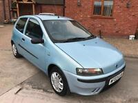 2003 Fiat Punto 1.2 Active * Service History - Long MOT - Cheap Car *