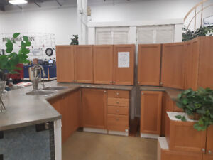 Kitchen at Cambridge Restore
