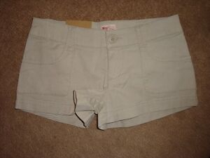 Shorts, Oyster, Size 1, Mossimo Supply Co