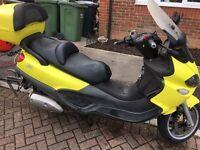 Piaggio x9 500 moped