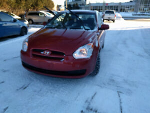 2010 Hyundai Accent 134K Automatic Safety Warranty
