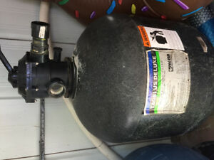 Tagelus TA-50 Pool Sand Filter