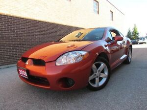 2008 Mitsubishi Eclipse GS,Coupe,Manual