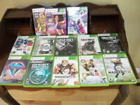 XBox 360 with Call of Duty Advance Warfare and more