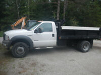 2005 Ford F-550 XL Other