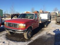 Towing remorqueuse ford f450
