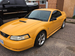 2000 Ford Mustang 3.8