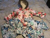 TED BAKER age 4-5 yrs coat, jacket and top bundle