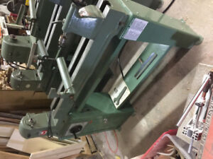 General 160 wood lathe with Reeves variable speed