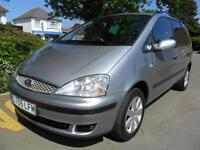 FORD GALAXY 1.9 TDi 2005 7 SEATER COMPLETE WITH M.O.T HPI CLEAR INC WARRANTY