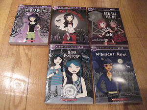 24 books for girls 10/12 years old