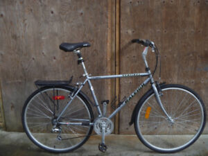 Raleigh Sentinal hybrid commuter road bike