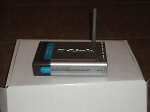 Used D-Link DI-524 Wireless 54 Mbps High Speed Router (802.11g) Edmonton Edmonton Area image 6