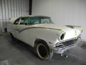 1956 Ford Crown Victoria project car