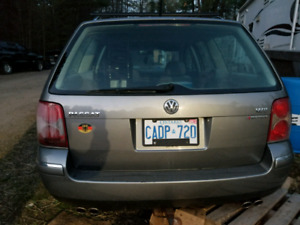 2 Super Rare Volkswagen W8 Passat Wagons for Sale