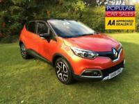 2016 Renault Captur 0.9 TCe Signature Nav (s/s) 5dr SUV Petrol Manual