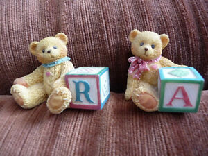 Cherished Teddies - Bear With Letter R (158488R) London Ontario image 1