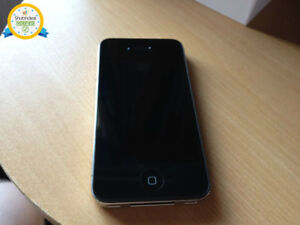USED BLACK MINT CONDITION UNLOCK IPHONE 4 16GB FOR SALE.