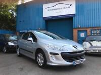 2010 Peugeot 308 1.6 HDi FAP S Hatchback 5dr Diesel EGC (114 g/km, 112 bhp)