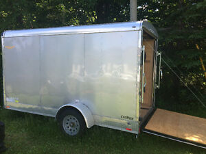 Continental Cargo Trailer- 2017 - Hardly Used