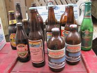 Vintage beer collectables