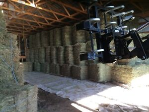 **PREMIUM** Small Square Oat Bales **Bundled, Easy to Handle**