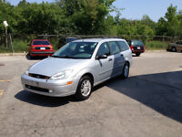 2002 Ford Focus SE Wagon - Safety Certified/Emissions SOLD!