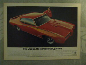 Vintage Automotive Ads from 1955 to 1971.