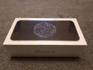 iPhone 6 32GB, Brand New, Sealed