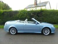 2009 Saab 9-3 2.0 VECTOR SPORT 2d 175 BHP Convertible Petrol Manual
