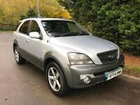 2005 KIA SORENTO XSE 3.5 V6 PETROL AUTOMATIC 4X4 - FULLY LOADED