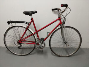 are vintage Bianchi Mixte bike only $99