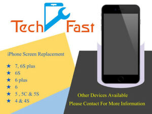 iPhone Screen Replacement - Tech Fast