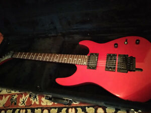 Kramer Baretta FR404SD Neckthru Electric Guitar