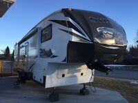 2012 Sydney Outback 340FBH Fifth Wheel