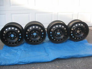 Winter Rims (16-inch, set of four) For Sale Cornwall Ontario image 1