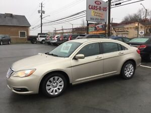 2014 Chrysler 200 LX   Free winter tires on all cars and SUV'S