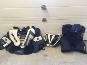 Used Senior Goalie Equipment