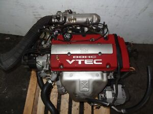 JDM Honda H22 EURO R ENGINE DIRECTLY IMPORTED FROM JAPAN LOW MIL