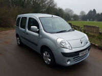 Renault Kangoo 1.5dCi ( 110bhp ) FAP ( a/c ) 2011MY Expression