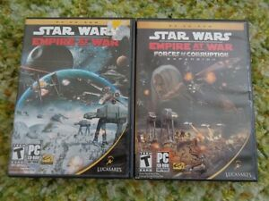 Star Wars: Empire at War with Expansion - $20 - Can deliver