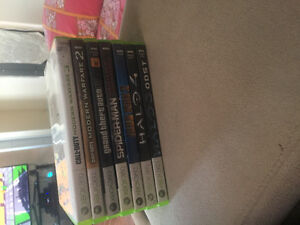 Selling old games 5 dollars a game