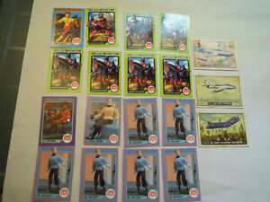 Mego Museum Collector Cards and Others