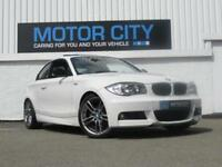 2010 BMW 1 SERIES 120D M SPORT COUPE DIESEL