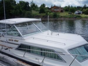 For Sale 28 ft. Chriscraft pleasure boat