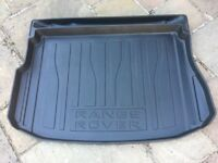 Land Rover Range Rover Genuine Evoque Moulded Boot Liner - Loadspace Liner